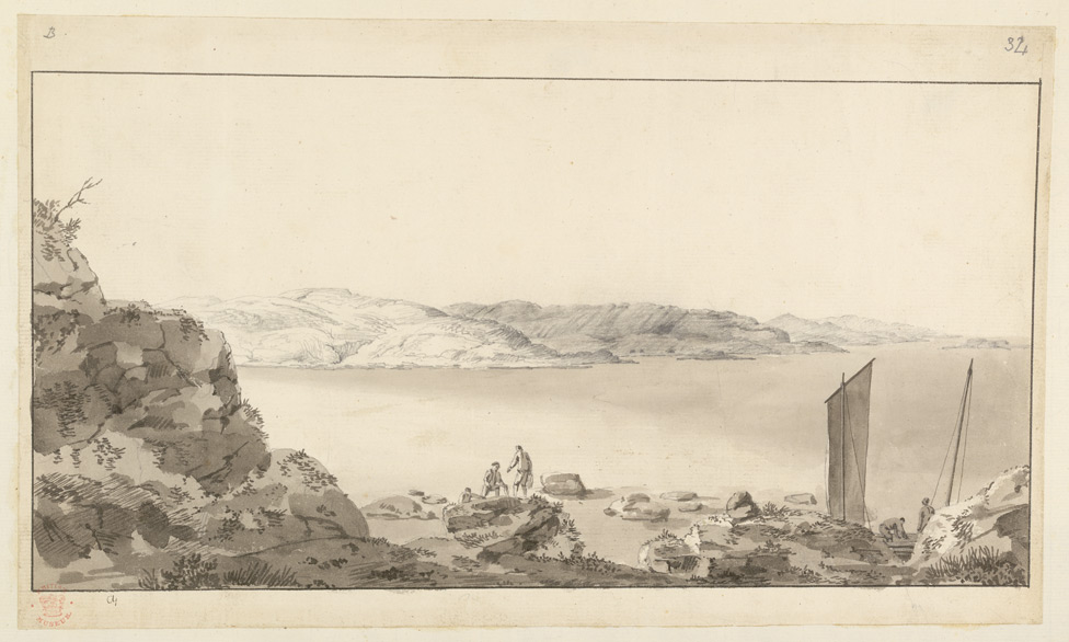 The Gulf of Corryvreckan, 1772